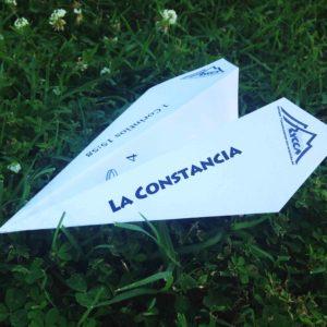Grass Airplane